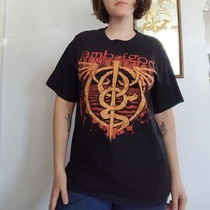 Lamb of God 2009 North America Tour T-Shirt